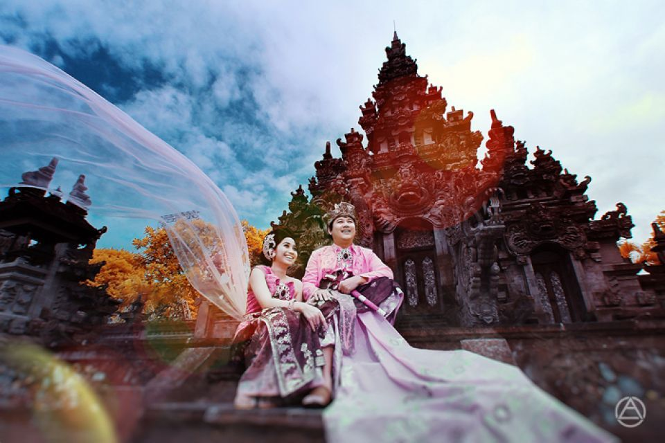 Wedding on Bali