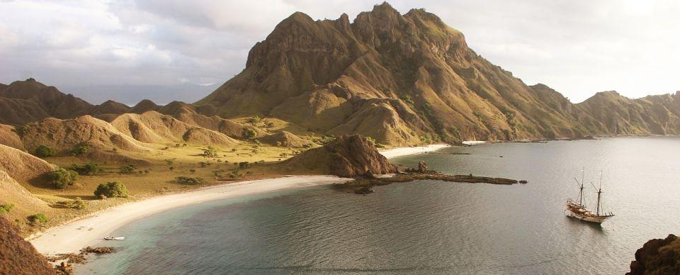 Wycieczki opcjonalne na wyspie Komodo
